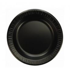 Piatto Termici EPS Nero 150 mm (125 Pezzi)