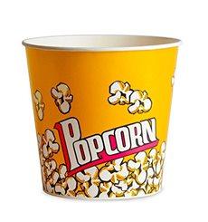 Ciotola per Pop Corn 1920ml 13,3x10x19,5cm (25 Pezzi)