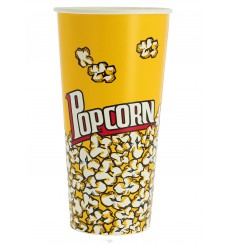 Ciotola per Pop Corn 720ml 9,6x6,5x17,7cm (1000 Pezzi)