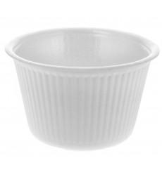 Ciotola Termici EPS Bianco 500 ml (50 Pezzi)
