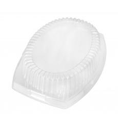 Coperchio di Plastica Trasparente 230x180x40mm (125 Pezzi)