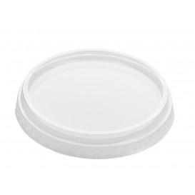 Coperchio per Coppa Plastica Rigida per Cocktail o Gelato PS 150 ml (10 Pezzi)
