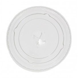 Coperchio Piatto Croce per Bicchiere PP 300ml Ø7,4cm (2.500 Pezzi)