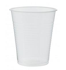 Bicchiere Plastica PP Trasparente 200 ml (100 Pezzi)