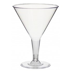Coppa di Plastica Trasparente 215 ml (25 Pezzi)