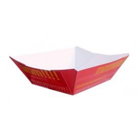 Vaschetta 350ml Carta 10,6x7,3x4,5cm (50 Pezzi)