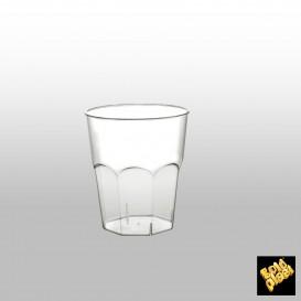 Bicchiere di Plastica Cocktail Trasp. PS Ø73mm 200ml (500 Pezzi)