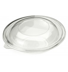 Coperchino di Plastica per Insalatiera PET Ø140mm (50 Pezzi)
