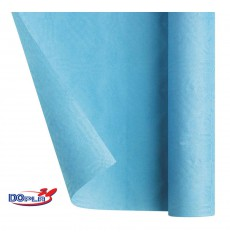 Tovaglietta di Carta 1,2x7m Azzurro (1 Pezzi)