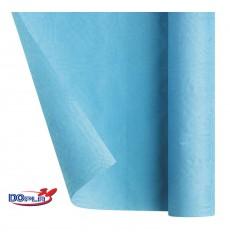 Tovaglietta di Carta 1,2x7m Azzurro(25 Pezzi)