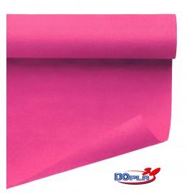 Tovaglia di Carta Rotolo Fucsia 1,2x7m (1 Pezzi)