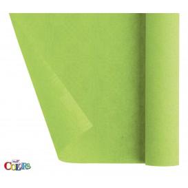 Tovaglia di Carta Rotolo Verde Acido 1,2x7m (25 Pezzi)