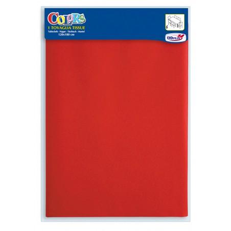 Tovaglietta di Carta 1,2x1,8m Rosso (1 Pezzi)