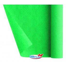 Tovaglia di Carta Rotolo Verde 1,2x7m (25 Pezzi)