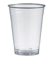 Bicchiere PLA Bio Trasparente 250ml Ø7,3cm (1000 Pezzi)
