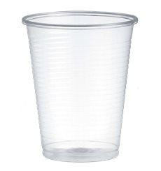 Bicchiere di Plastica PP Transparente 200ml Ø7,0cm (3000 Pezzi)