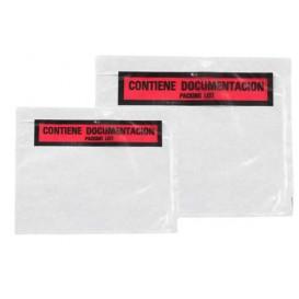 Busta Adesivi Packing List Stampato 330x235mm (250 Uds)