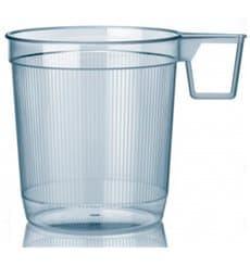 Tazze di Plastica Rigido Trasparente 250 ml (1000 Pezzi)