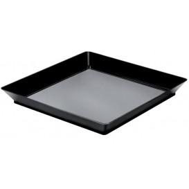 Vassoio Degustazione MediumNero 13x13 cm (192 Pezzi)