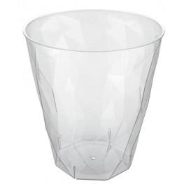 "Bicchiere Plastica ""Ice"" PP Trasparente 340 ml (20 Pezzi)"