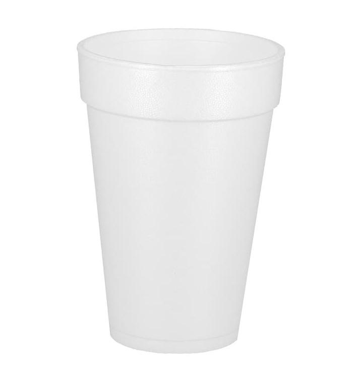 Bicchiere termico eps 12oz 360 ml 8 9cm 25 pezzi for Bicchieri termici