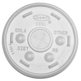 Coperchio a Croce per Bicchiere Termico EPS Ø8,9cm (1000 Pezzi)