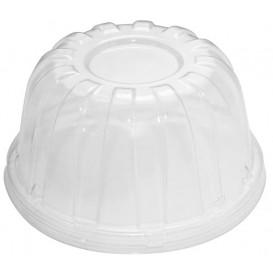 Coperchio Alto di Plastica PS Trasparente 106ml (500 Pezzi)