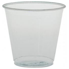 Bicchiere di Plastica in PS 104 ml Ø66mm (100 Pezzi)