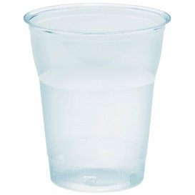 "Bicchiere Plastica ""Diamant"" Glas 200ml Ø7,2cm (1000 Uds)"