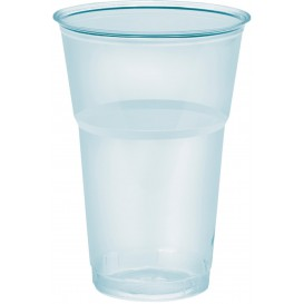 """Bicchiere Plastica """"Diamant"""" PS cristal 350ml Ø8,0cm (1000 Uds)"""