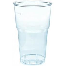 Bicchiere Plastica Glas PS Trasparente 490ml Ø9,0cm (40 Pezzi)