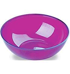 Ciotola di Plastica Melanzana 3500ml Ø 27 cm (1 Unità)