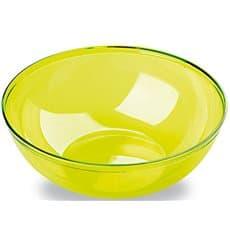 Ciotola di Plastica Verde 3500ml Ø 27 cm (20 Pezzi)