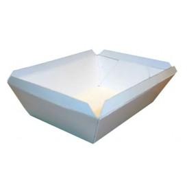 Vaschetta 250ml Bianca 9,6x6,5x4,2cm (25 Pezzi)