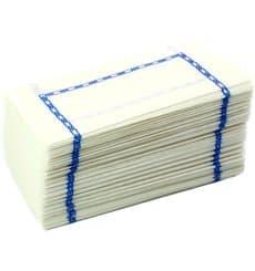 Tovagliolo di Carta 14x14 per Distributore Blu (25.000 Pezzi)