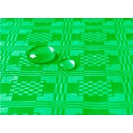 Tovaglia Impermeabile Rotolo Verde Kiwi 5x1,2 metri (10 Pezzi)