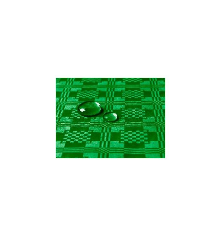 Tovaglia Impermeabile Rotolo Verde Scuro 1,2x5 metri (1Unità)
