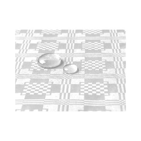 Tovaglia Impermeabile Rotolo Bianco 5x1,2 metri (1 Unità)