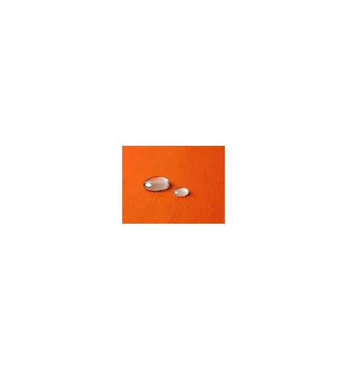Tovaglia Impermeabile Rotolo Arancione 5x1,2 metri (10 Pezzi)
