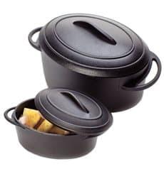 MiniCiotola Degustazione nero con coperchio 5x3,5cm 80ml (6 Pezzi)