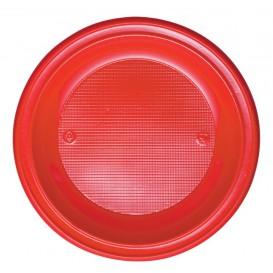 Piatto di Plastica Piano Oro PS 280mm (780 Pezzi)