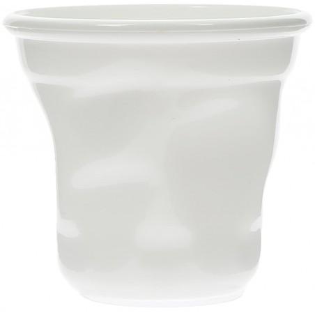 "Mini Bicchiere Plastica Degustazione ""Cabosse"" Bianco 60ml (300 Pezzi)"