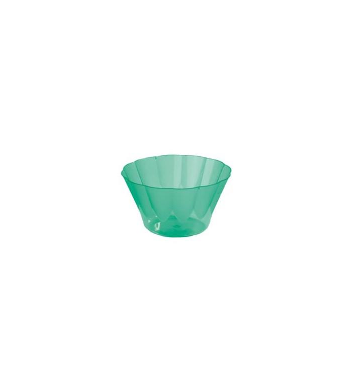 Coppa di Plastica Royal per Gelato e Dessert Verde 300 ml (560 Pezzi)