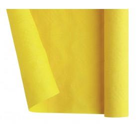 Tovaglia di Carta Rotolo Giallo 1,2x7m (1 Pezzi)
