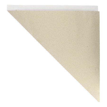 Cono di Carta Marrone 340mm 400g (200 Pezzi)