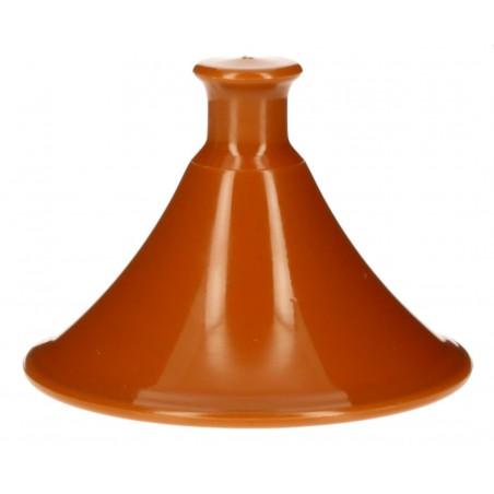 """Coperchio di Plastica PP per Piato """"Tajine"""" Ø7x5,5cm (300 Pezzi)"""