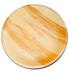 Piatto in Foglia di Palma Ø12,5x2cm (200 Pezzi)