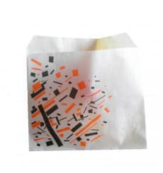 Bolsa BOCADILLO PEQUEÑO Papel  KRAFT  9+5X30cm (Caja 1000 Uds)