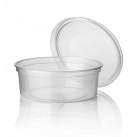 Coppette Plastico Trasparente 350ml  Ø11,5cm (500 Pezzi)
