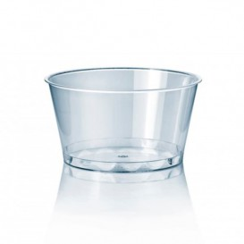Coppette per Gelato 300 ml  Trasparente PS (100 Pezzi)